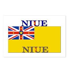 Niue Postcards (Package of 8)