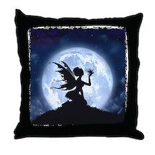 Catch a Falling Star Throw Pillow