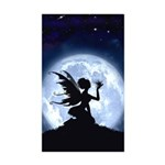 Catch a Falling Star Rectangle Sticker 50 pk)