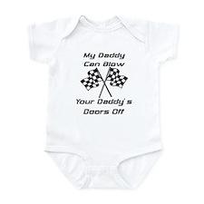 My Daddys Faster Onesie