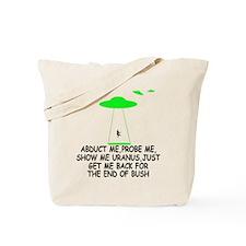 Anti Bush Tote Bag