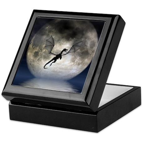 Dragon Moon Keepsake Box