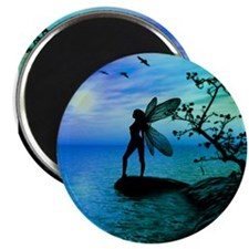Tranquility ( Teal/Blue ) Magnet