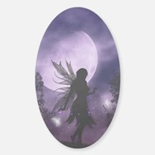 Dancing Fairy Decal