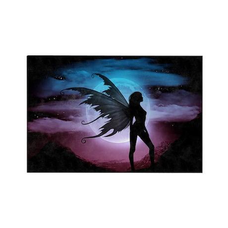Twilight to Starlight Rectangle Magnet