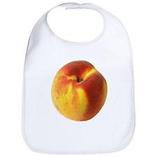 Unique Fruit peach Bib