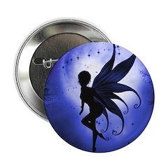 Indigo Fairy Button