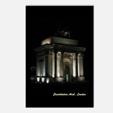 Constitution Arch - Postcards (Package of 8)