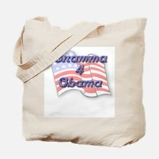Gramma 4 Obama Tote Bag