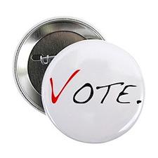 "Vote. 2.25"" Button (10 pack)"
