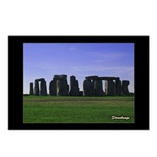 Stonehenge - Postcards (Package of 8)