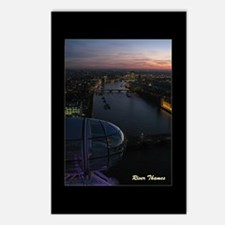 Thames River - Postcards (Package of 8)