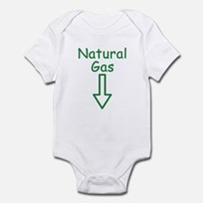 Natural Gas Infant Bodysuit