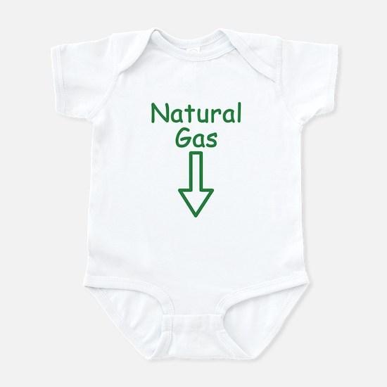 Natural Gas Infant Bodysuit