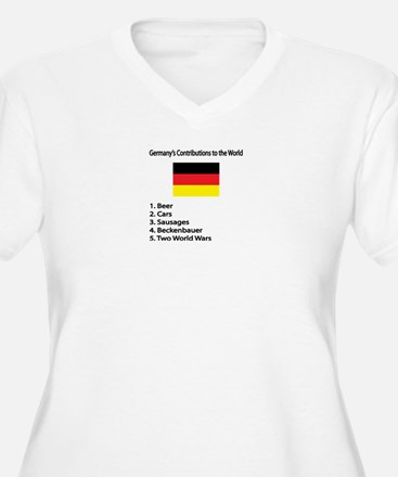 "Whooligan Germany ""Contributions"" T-Shirt"