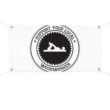 Support Woodworker Banner
