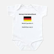 "Whooligan Germany ""International Record"" Infant Bo"