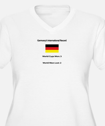 "Whooligan Germany ""International Record"" T-Shirt"