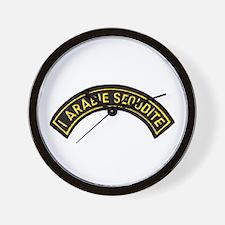 I Arabie Seoudite Wall Clock