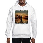 Fairy at Sunset Hooded Sweatshirt