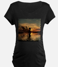 Fairy at Sunset T-Shirt