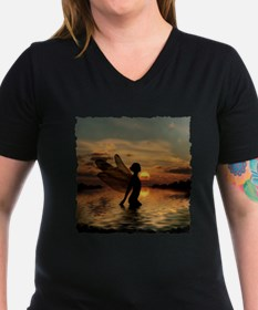 Fairy at Sunset Shirt