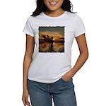 Fairy at Sunset Women's T-Shirt