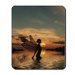 Fairy at Sunset Mousepad