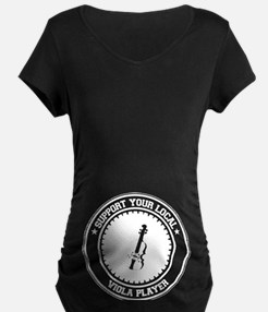 Support Viola Player T-Shirt
