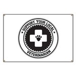 Support Veterinarian Banner