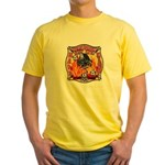 Riverside FD Station 8 Yellow T-Shirt