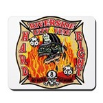 Riverside FD Station 8 Mousepad