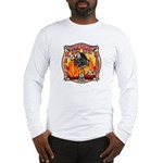 Riverside FD Station 8 Long Sleeve T-Shirt