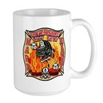 Riverside FD Station 8 Large Mug