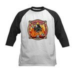 Riverside FD Station 8 Kids Baseball Jersey