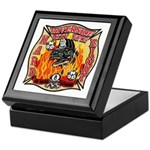 Riverside FD Station 8 Keepsake Box