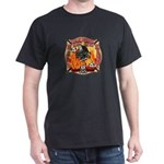 Riverside FD Station 8 Dark T-Shirt