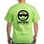 A New World Order Product Green T-Shirt