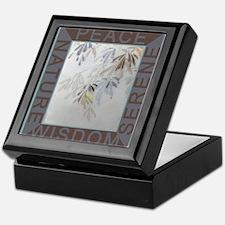 Cute New age art Keepsake Box