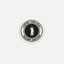 Support Teaching Assistant Mini Button