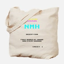 NMH High Score Tote Bag