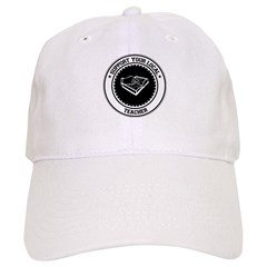 Support Teacher Baseball Cap