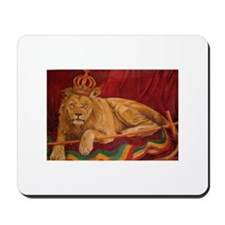 lion of judah Mousepad