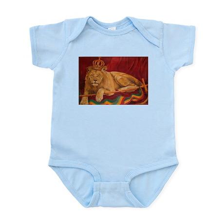 lion of judah Infant Creeper