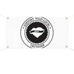 Support Tattooer Banner