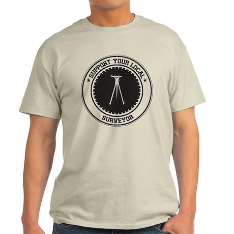 Support Surveyor Light T-Shirt