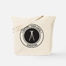 Support Surveyor Tote Bag