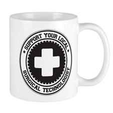 Support Surgical Technologist Small Mug