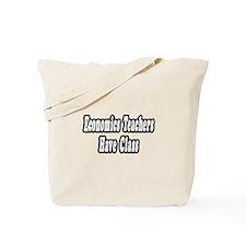 """Economics Teachers = Class"" Tote Bag"