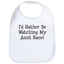 Watch My Aunt Race Bib